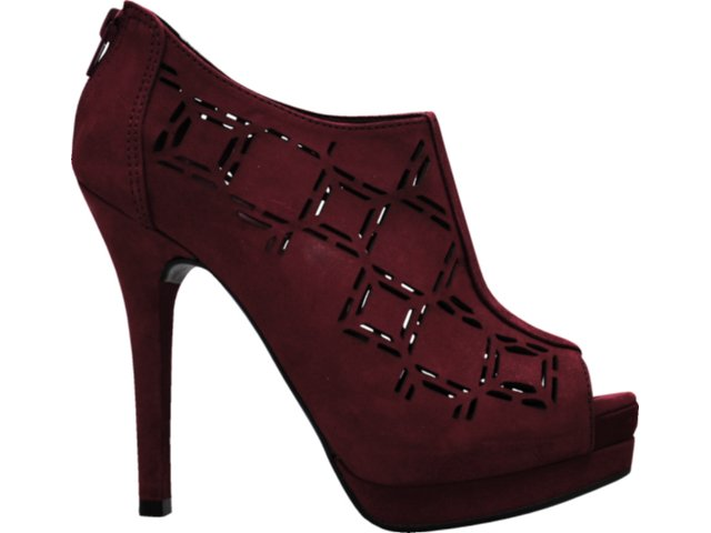 Bota Feminina Via Marte 11-7006 Bordo