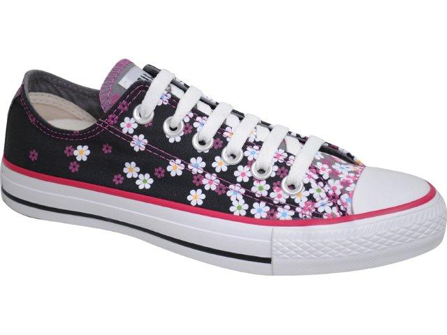 Tênis Feminino All Star 798081 Floral