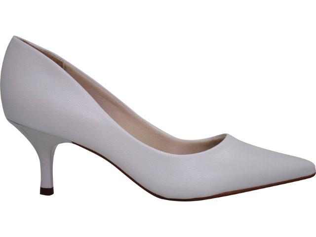 Sapato Feminino Beira Rio 4039400 Branco