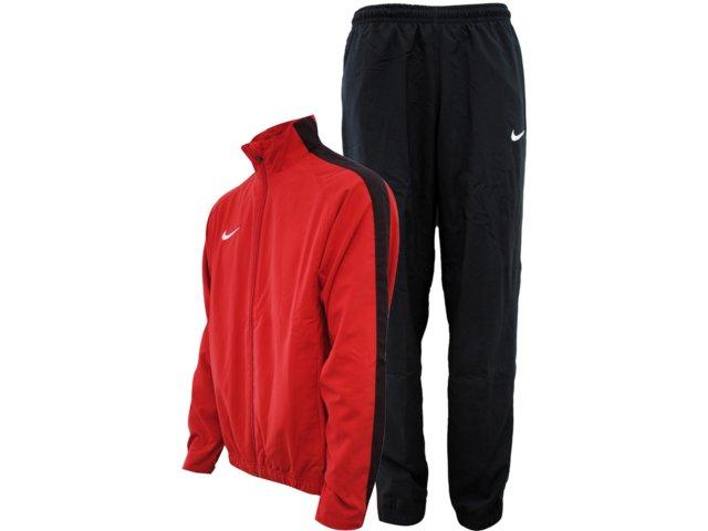 Abrigo Masculino Nike 264652-648 Vermelho/preto