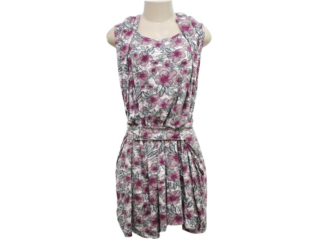 Vestido Feminino Hering 09dt 1a00s Color