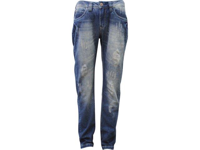 Calça Masculina Cavalera Clothing 07.02.3190 Jeans