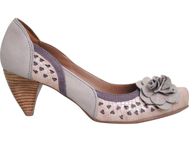Sapato Feminino Tanara 2333 Pele