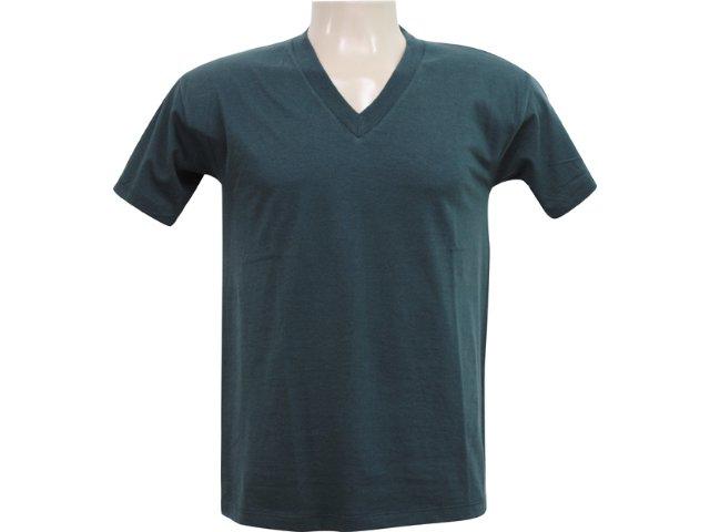 Camiseta Masculina Hering 42ub W8r07s Musgo