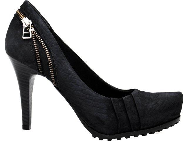 Sapato Feminino Ramarim 1123106 Preto