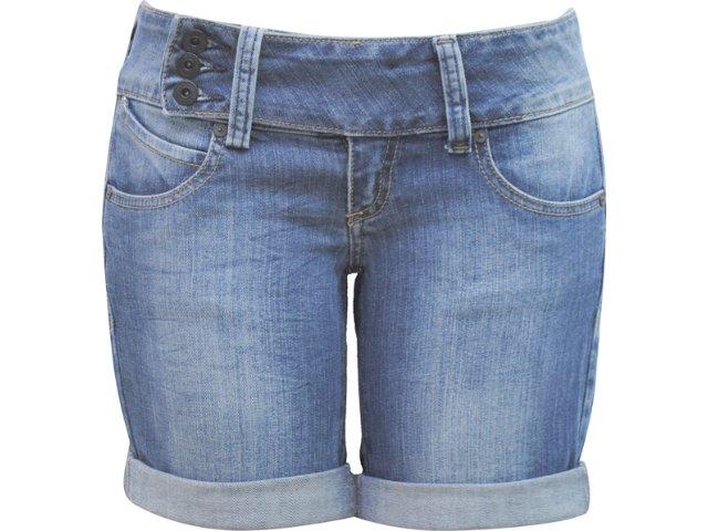 Bermuda Feminina Dopping 013111011 Jeans