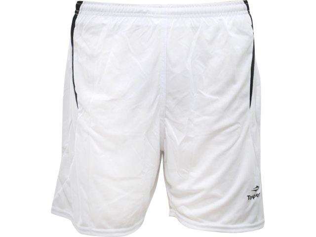 Calçao Masculino Topper 4115096 Branco