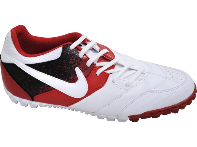 Tênis Masculino Nike Bomba 415130-116 Branco/vermelho