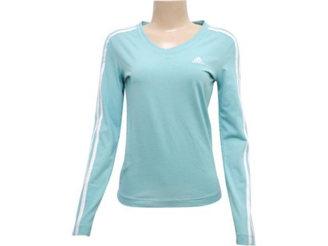 Blusa Feminina Adidas P25481 Verde