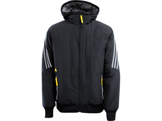 Jaqueta Masculina Adidas E82773 Preto
