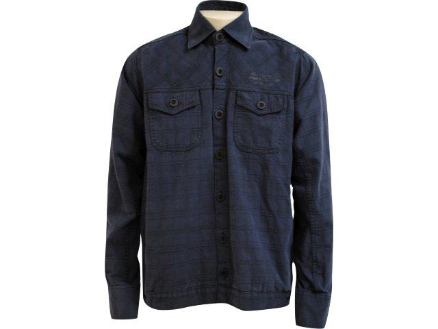 Camisa Masculina dj 0104000025 Preto