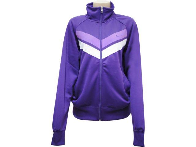 Jaqueta Feminina Nike 410582-540 Roxo/lilas