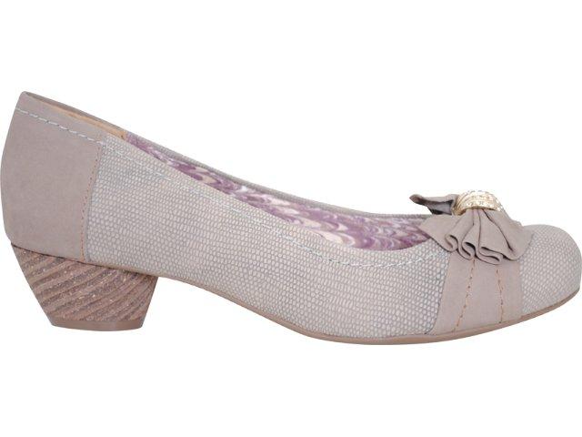 Sapato Feminino Via Marte 11-8207 Caputino