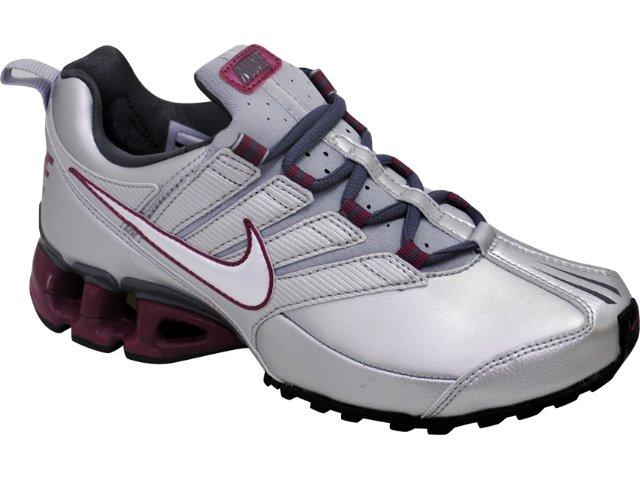 Tênis Feminino Nike Impax 442472-001 Cinza/uva