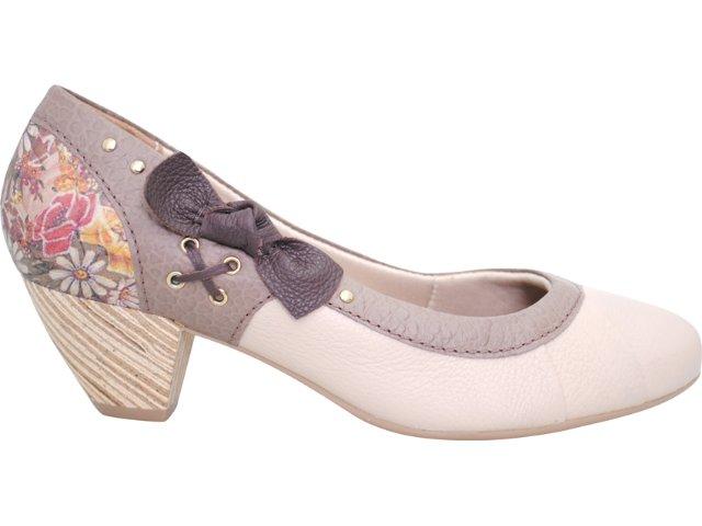 Sapato Feminino Campesi 1821 Avelã
