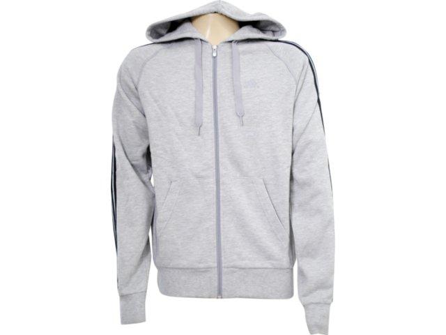 Jaqueta Masculina Adidas E14971 Cinza