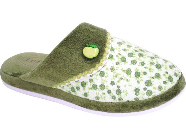 Chinelo Feminino Leffa 585 Verde