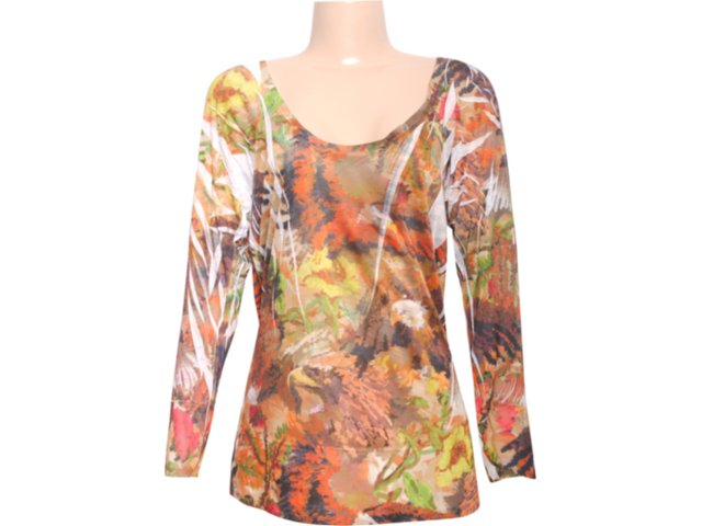 Blusa Feminina Cavalera Clothing 09.01.2038 Color