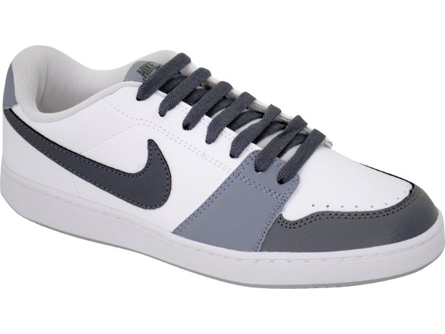 Tênis Masculino Nike 432512-103 Backboard Branco/cinza
