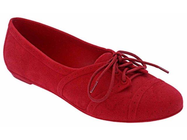 Sapato Feminino Grendene 16239 Vermelho