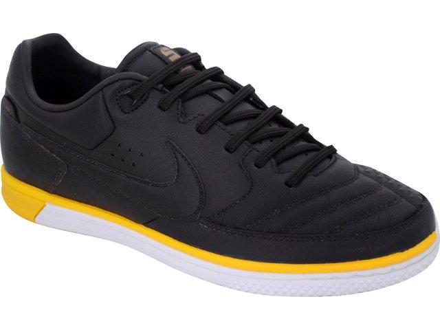 Tênis Masculino Nike Streetgato442125-227 Preto/branco/amarelo