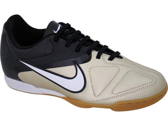 Tênis Masculino Nike Enganche 429554-910 Preto/dourado