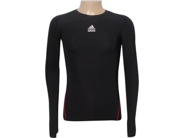 Camiseta Masculina Adidas P00510 Preto