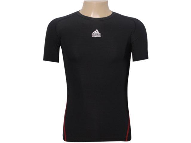 Camiseta Masculina Adidas P00512 Preto