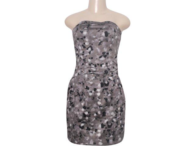Vestido Feminino Dopping 018031005 Estampada