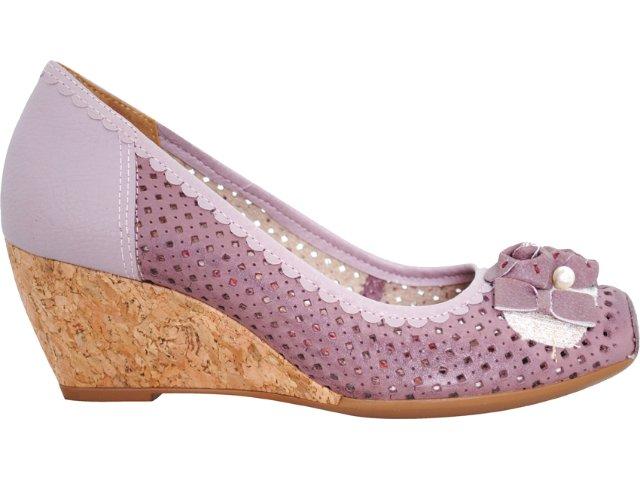 Sapato Feminino Dakota 2864 Rosa Antigo