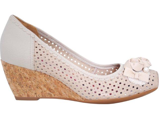 Sapato Feminino Dakota 2864 Bege