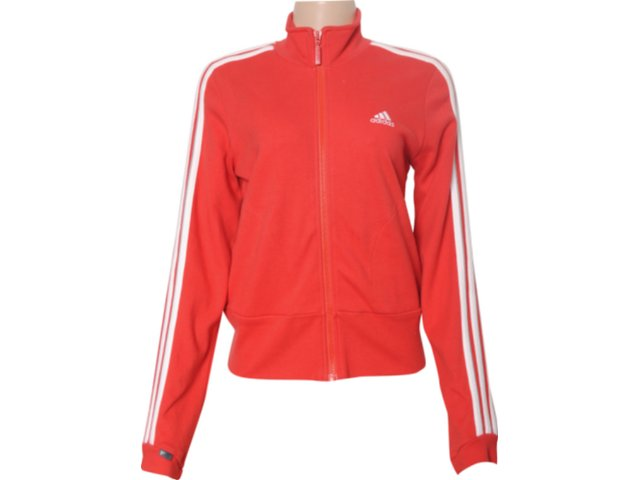 Casaco Feminino Adidas 798748 Vermelho