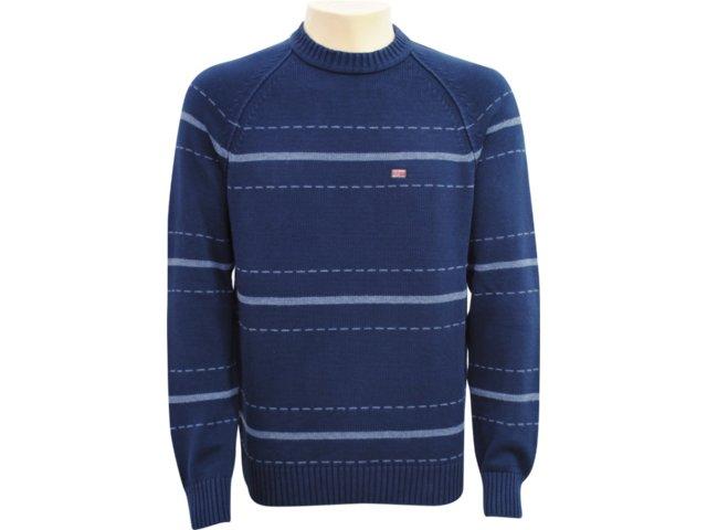 Blusão Masculino Zanatta 5010 Azul