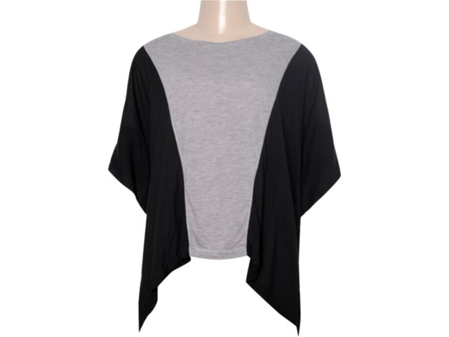 Blusa Feminina Cavalera Clothing 09.03.0370 Preto