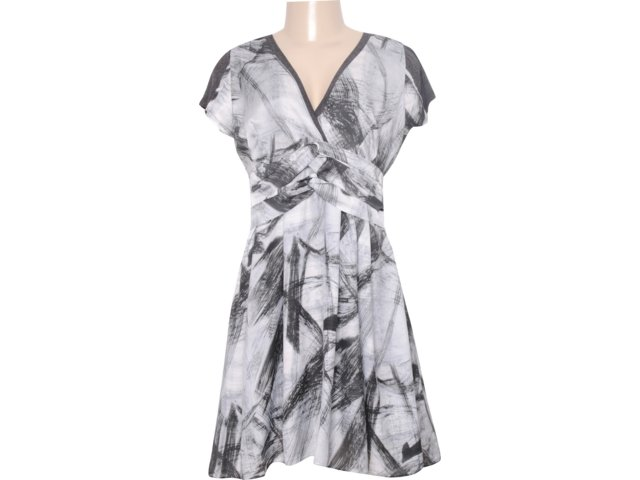 Vestido Feminino Index 13.02.0824 Mescla