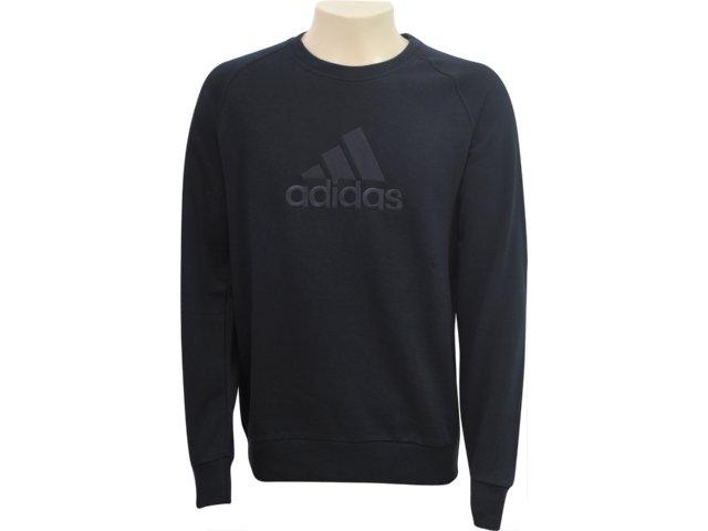 Blusão Masculino Adidas E15122 Preto