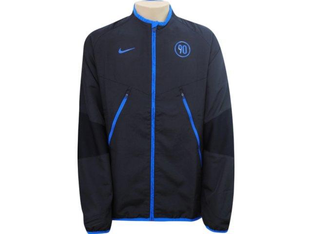 Casaco Masculino Nike 326620-010 Preto/azul
