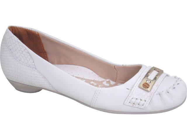 Sapato Feminino Campesi 1782 Branco