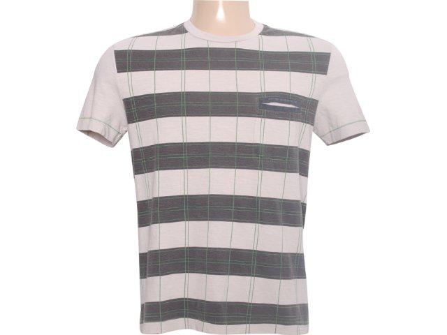Camiseta Masculina Dopping 015261014 Gelo