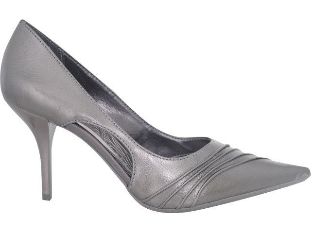 Sapato Feminino Ramarim 21105 Grafite