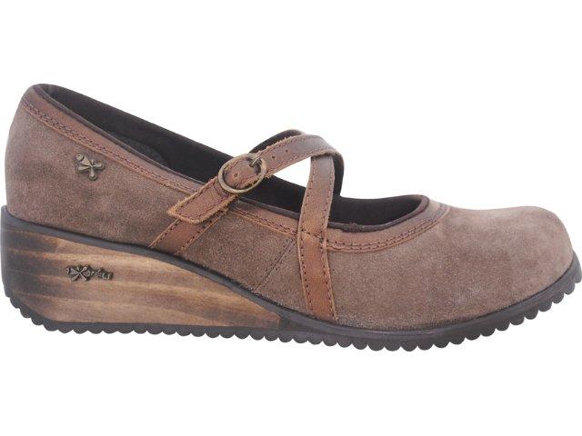 Sapato Feminino Xareu 20821502 Rato