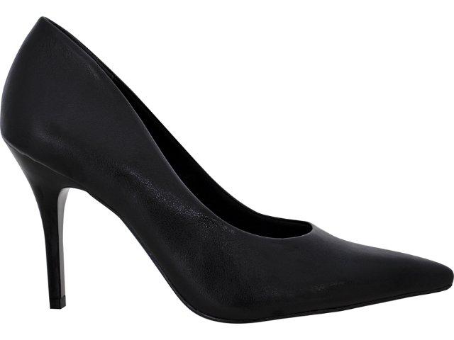 Sapato Feminino Vizzano 1071100 Preto