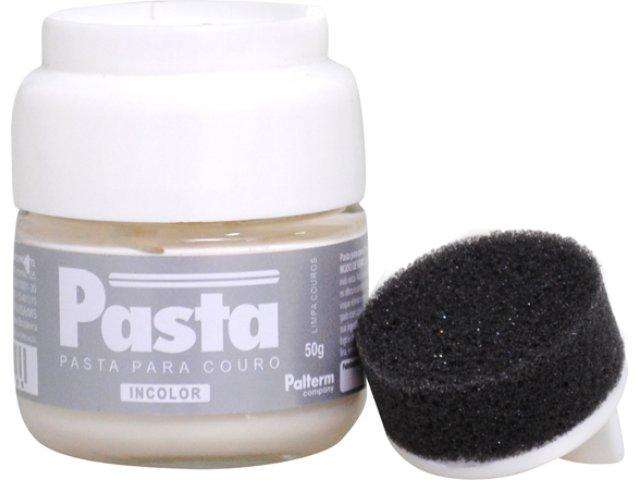 Unisex Palterm  529 Pasta Pra Couro Incolor