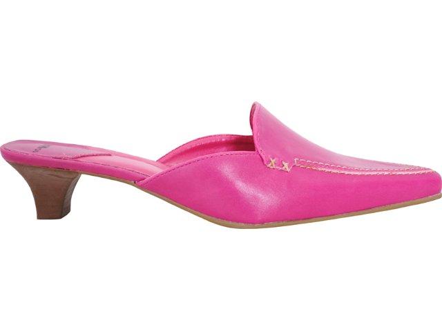 Mule Feminino Via Marte 04-6305 Pink
