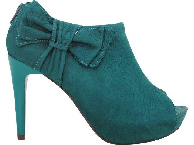 Summer Boot Feminina Ramarim 1129101 Verde