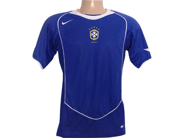 Camiseta Masculina Nike 190741 Azul