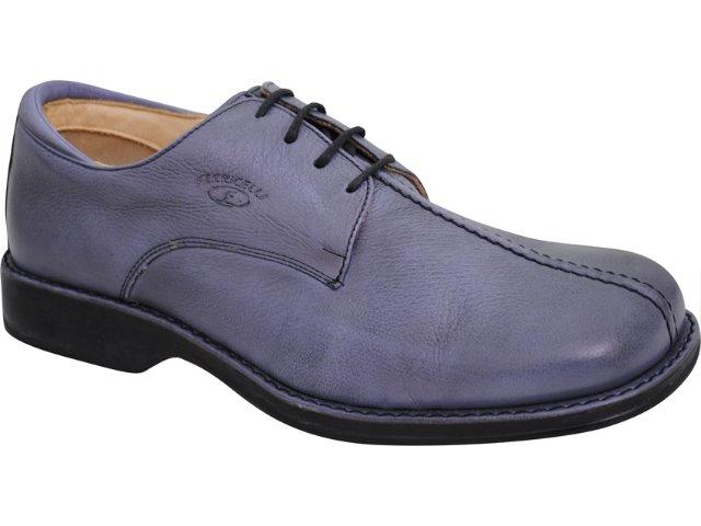 Sapato Masculino Ferricelli 6095 Jeans