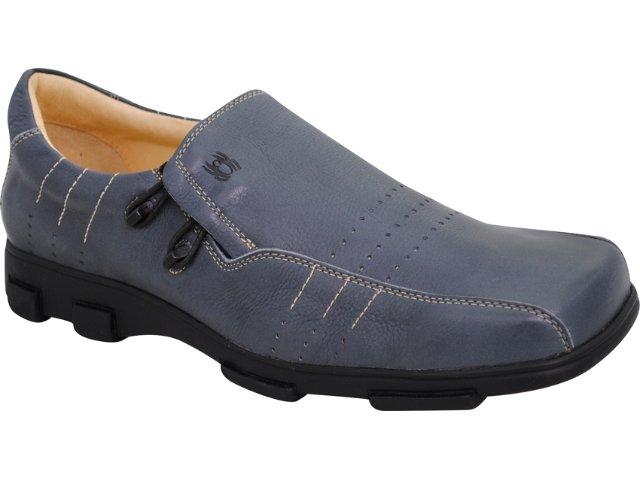 Sapato Masculino Ferricelli 3010 Grafite