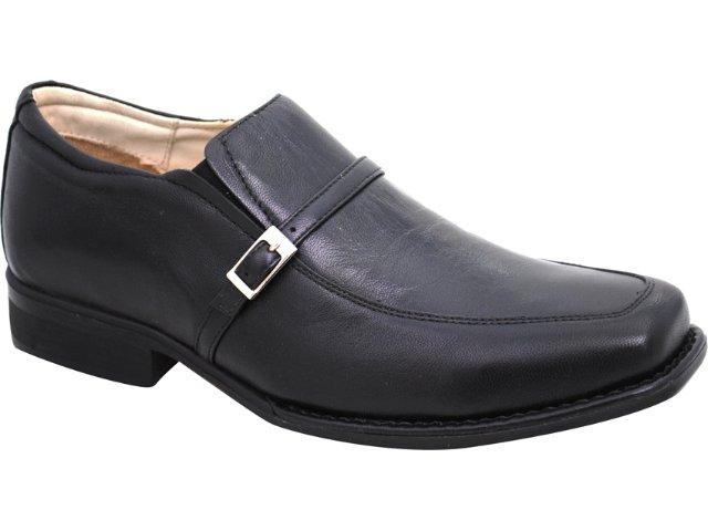 Sapato Masculino Ferricelli 805 Preto