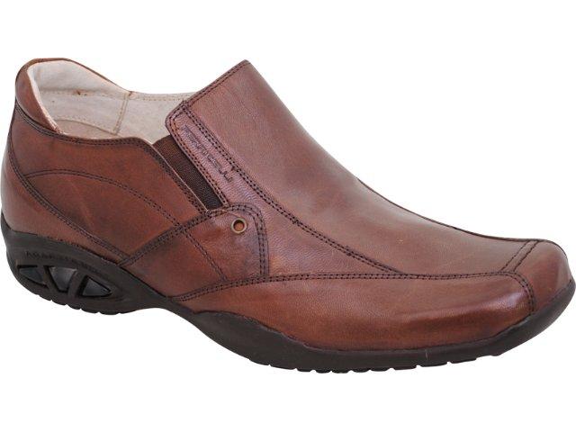 Sapato Masculino Ferricelli 3825 Tan